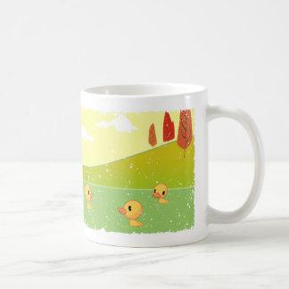 Vintage Flippy Coffee Mug