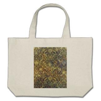 Vintage Floral Tote Bags