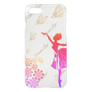 Vintage Floral Ballerina iPhone 8/7 Case