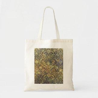 Vintage Floral Budget Tote Bag