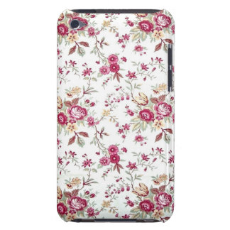 Vintage Floral iPod Touch Cases