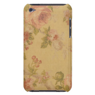 Vintage Floral Barely There iPod Covers