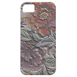 Vintage Floral Case For The iPhone 5