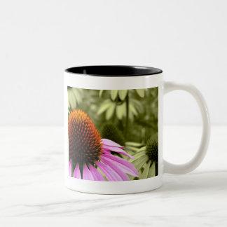 Vintage Floral Coffee Mug (cup)