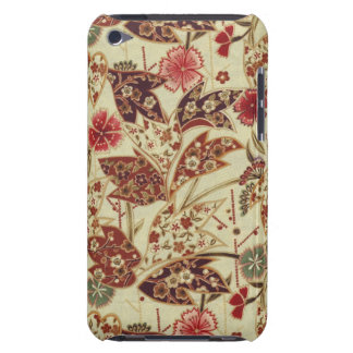Vintage Floral Design Barely There iPod Covers