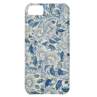 Vintage Floral Design iPhone 5C Case