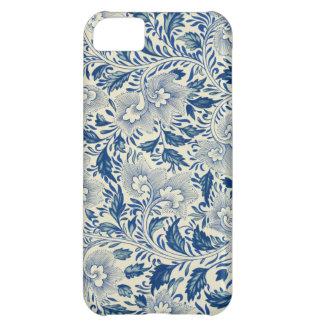 Vintage Floral Design iPhone 5C Case
