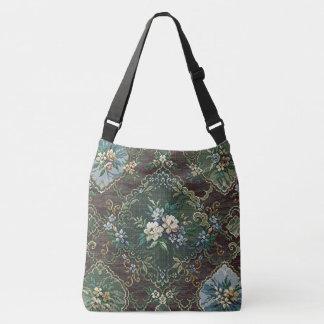 Vintage Floral Design. Tote Bag