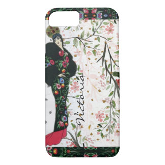 Vintage Floral Ethnic Custom Electronic Cases