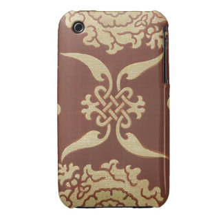 Vintage Floral Fabric (12) iPhone 3 Case