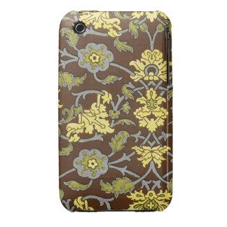 Vintage Floral Fabric (16) iPhone 3 Case-Mate Case