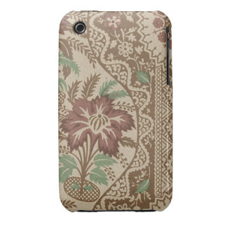 Vintage Floral Fabric (27) iPhone 3 Cases