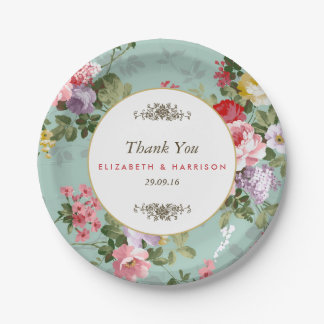 Wedding Paper Plates Amp Wedding Disposable Plate Designs
