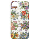 Vintage Floral iPhone5 case mate barely there
