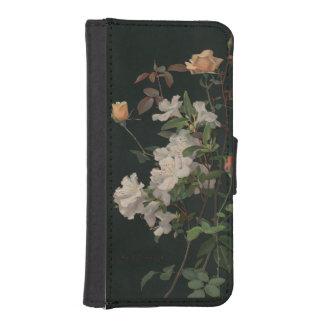 Vintage Floral iPhone SE/5/5s Wallet Case