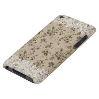 Vintage Floral Lacy Lady iPod Touch Case