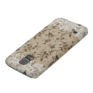Vintage Floral Lacy Lady Nexus Samsung Galaxy Galaxy S5 Case