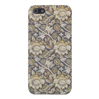 Vintage Floral Navy Butter Sage Speck Case iPhone4 iPhone 5 Cases