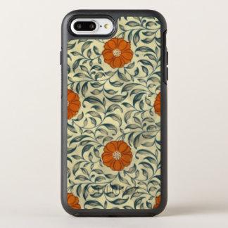 Vintage Floral OtterBox Symmetry iPhone 8 Plus/7 Plus Case