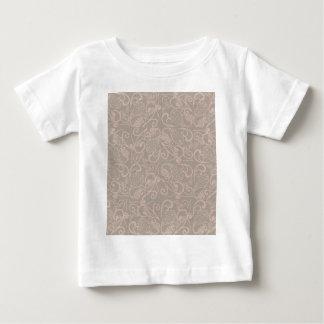 vintage floral pattern baby T-Shirt
