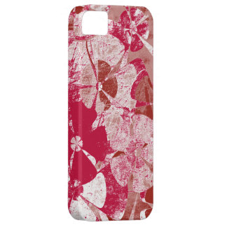 Vintage Floral Pattern Graphic Design iPhone 5 Covers