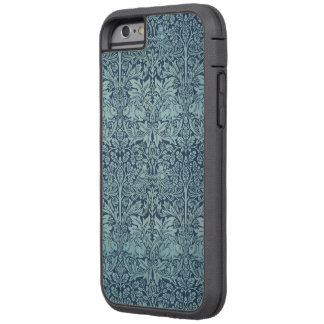 Vintage Floral Rabbit Birds Pattern Tough Xtreme iPhone 6 Case