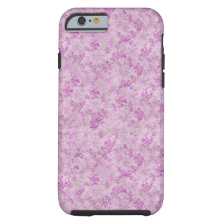 Vintage floral roses shabby chic rose flowers tough iPhone 6 case