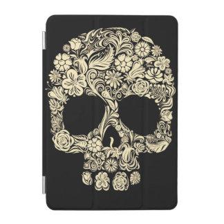 Vintage Floral Sugar Skull iPad Mini Cover