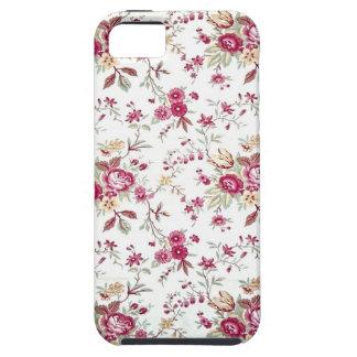 Vintage Floral Tough iPhone 5 Case