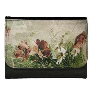 Vintage Floral Women's Wallet