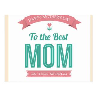 Vintage,florale,happy mothers day,beige,grunge postcard