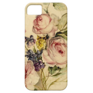 Vintage Florals from 18th Century Case For The iPhone 5