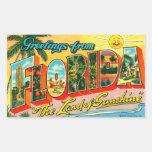 Vintage Florida Sticker