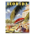 Vintage Florida, USA -