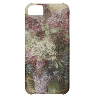 Vintage Flower Bouquet iPhone 5C Cases