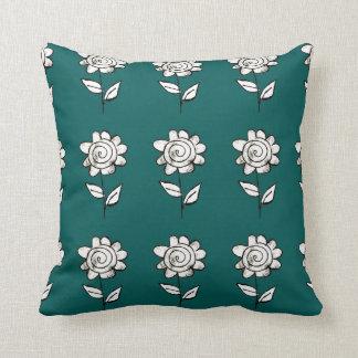 Vintage Flower Cushion