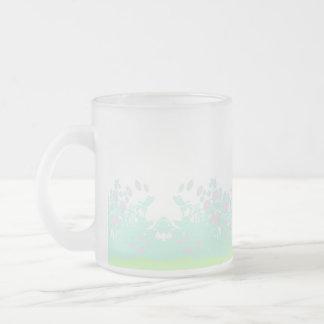 vintage flower pattern Mug