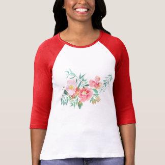 Vintage Flower T-shirts