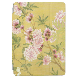 Vintage Flowering Plum and Orchid iPad Air Cover