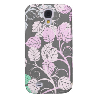 Vintage Flowers Galaxy S4 Case