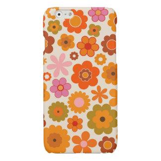 Vintage Flowers iPhone 6 Plus Case