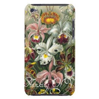 Vintage Flowers IPod Case iPod Case-Mate Case