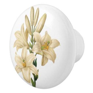 Vintage Flowers knobs 1