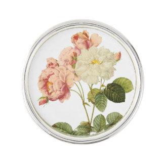 Vintage Flowers lapel pin 2