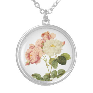 Vintage Flowers necklace 2