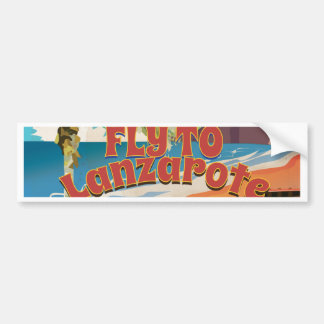 Lanzarote stickers for Plage stickers uk