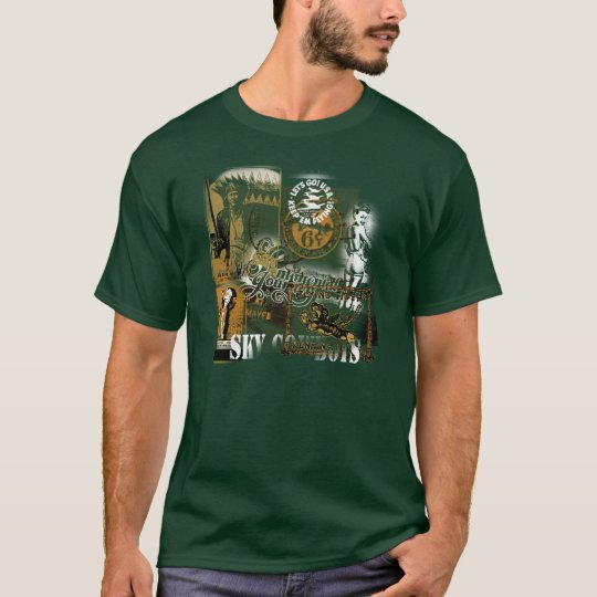 VINTAGE FLYING TIGERS T-Shirt