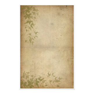 Vintage Foliage - Ivy Stationery