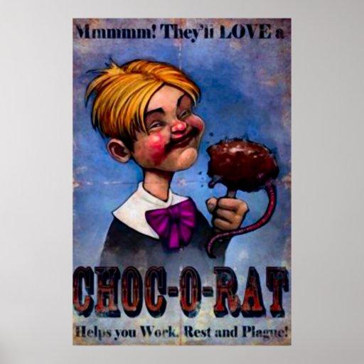 Vintage Food Advertisement Print