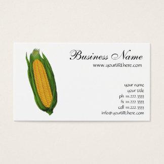Vintage Food Vegetables; Yellow Corn on the Cob